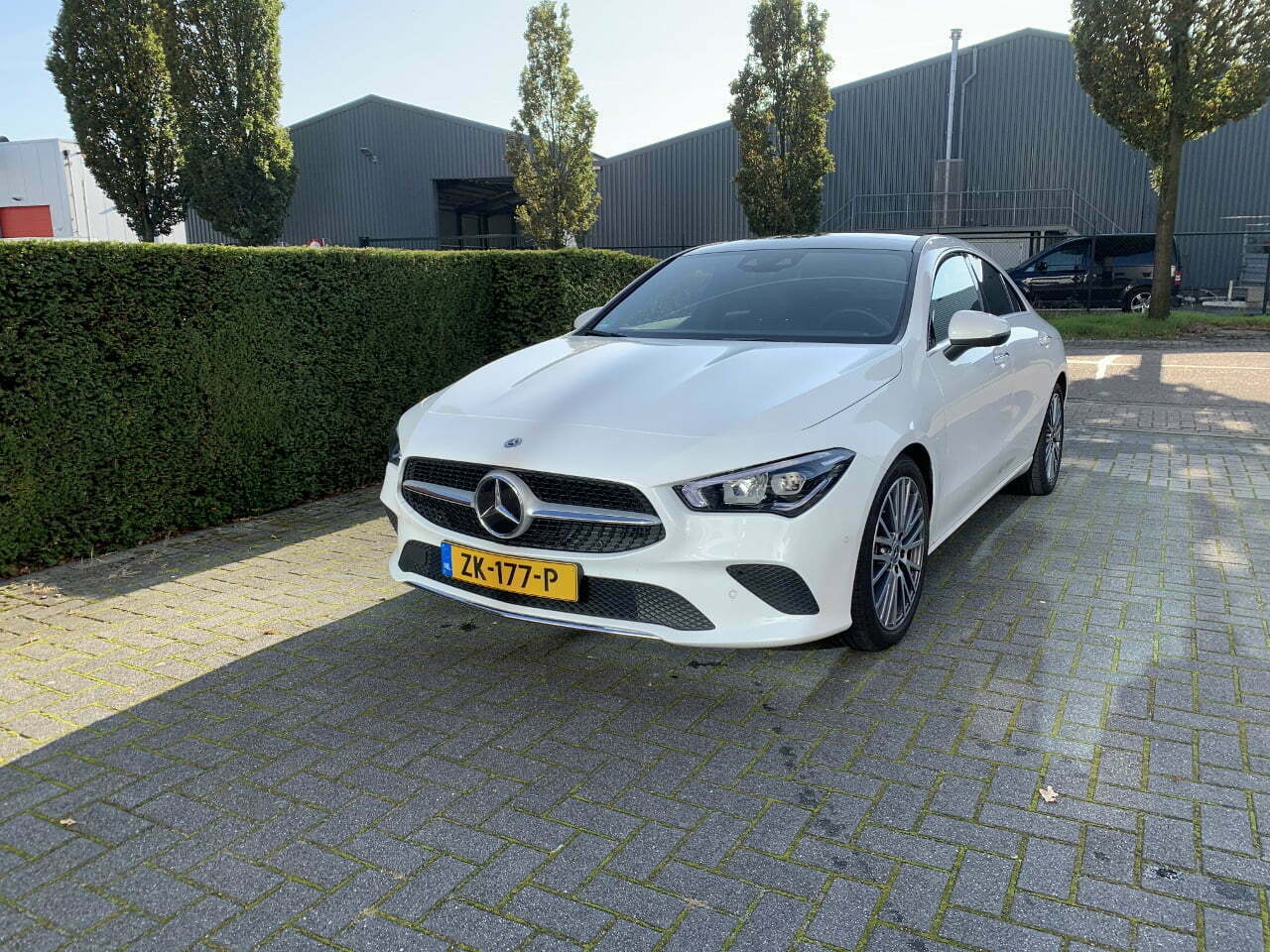 Mercedes-Benz CLA 200 DCT Business Solution Progressive 4d. (Overnamebonus)