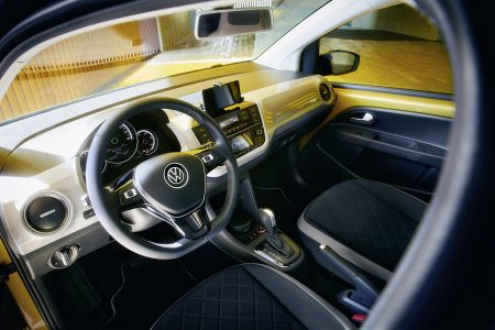 The new Volkswagen e-up!