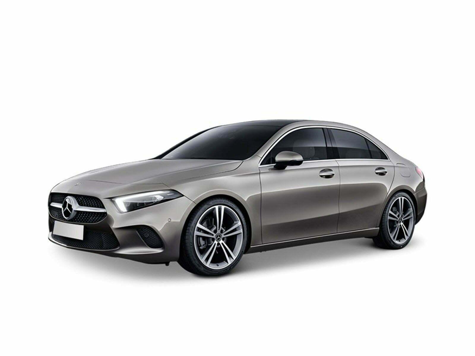 Mercedes-Benz A-Klasse Limousine A180 Business Solution AMG Automaat 4d.
