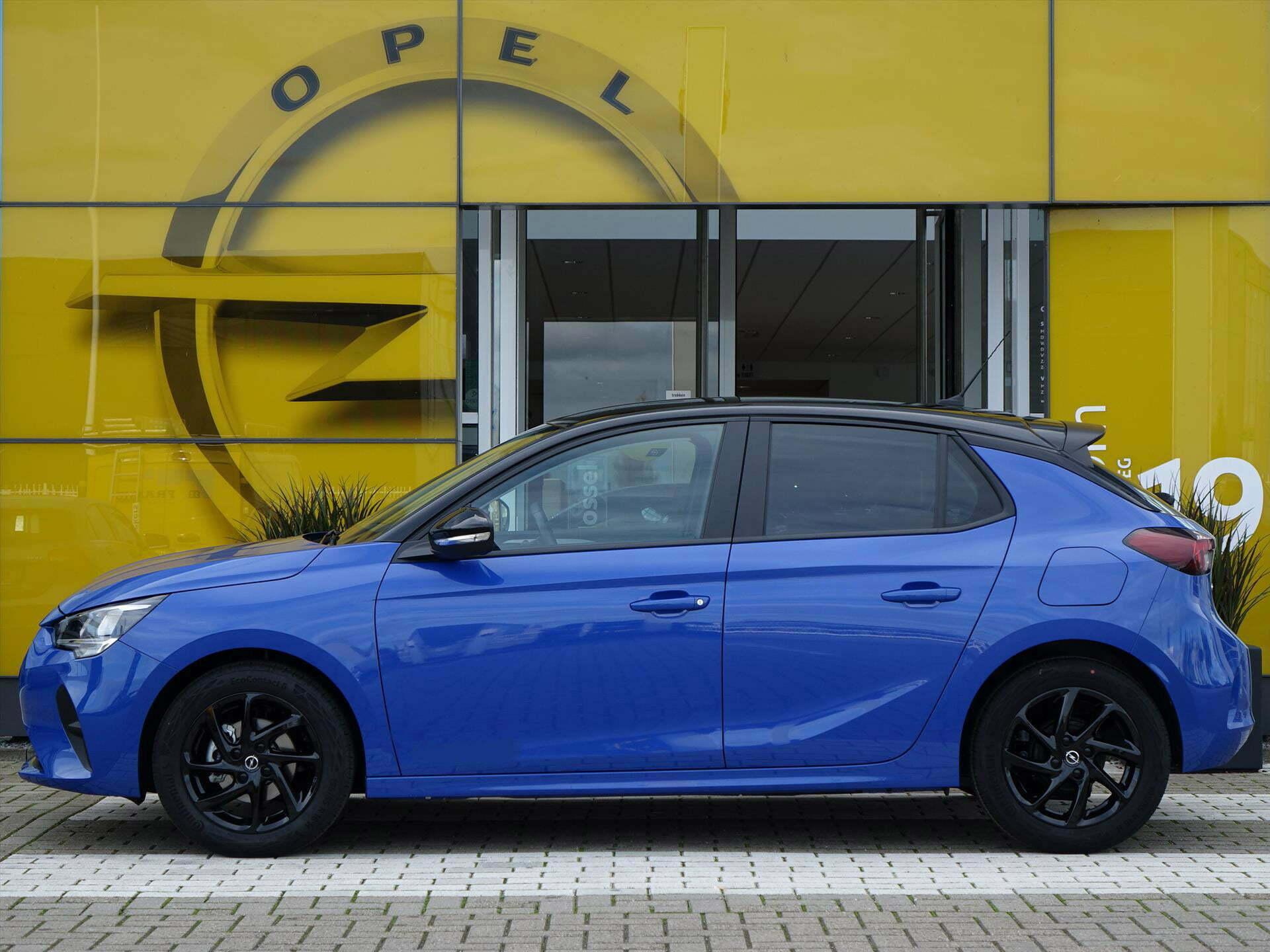 Opel Corsa 1.2 75pk Edition 5d.