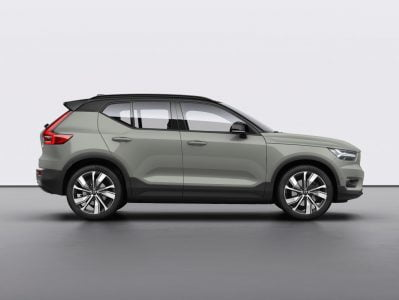Volvo XC40 Recharge Leasen - LeaseRoute (1)