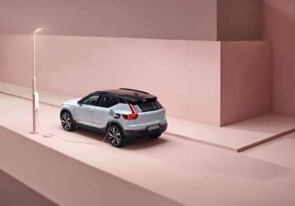 Volvo XC40 Recharge Leasen - LeaseRoute (10)