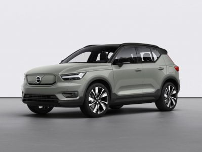 Volvo XC40 Recharge Leasen - LeaseRoute (4)