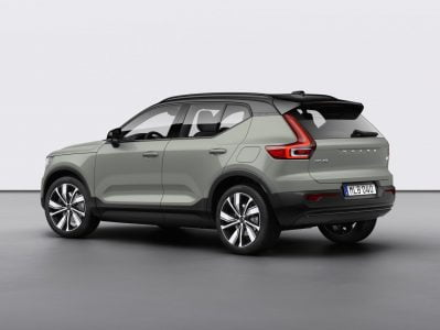 Volvo XC40 Recharge Leasen - LeaseRoute (5)