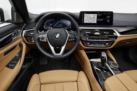 BMW 5-Serie Touring leasen - LeaseRoute (2)