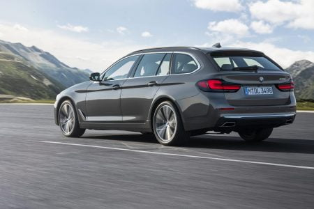 BMW 5-Serie Touring leasen - LeaseRoute (4)