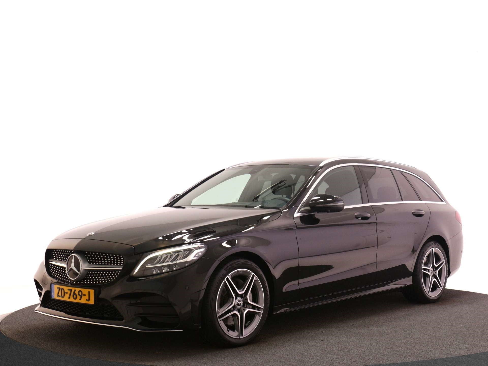 Mercedes-Benz C-Klasse Estate C180 Business Solution 5d.