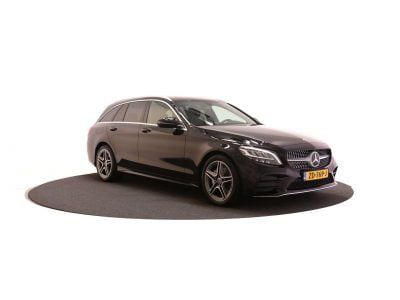 Mercedes-Benz C-Klasse Estate Occasion Lease (36)