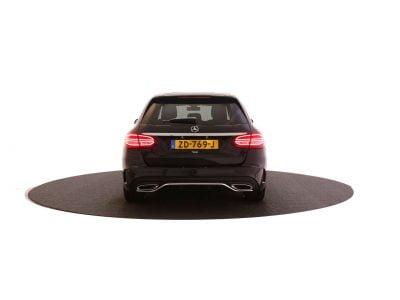 Mercedes-Benz C-Klasse Estate Occasion Lease (4)