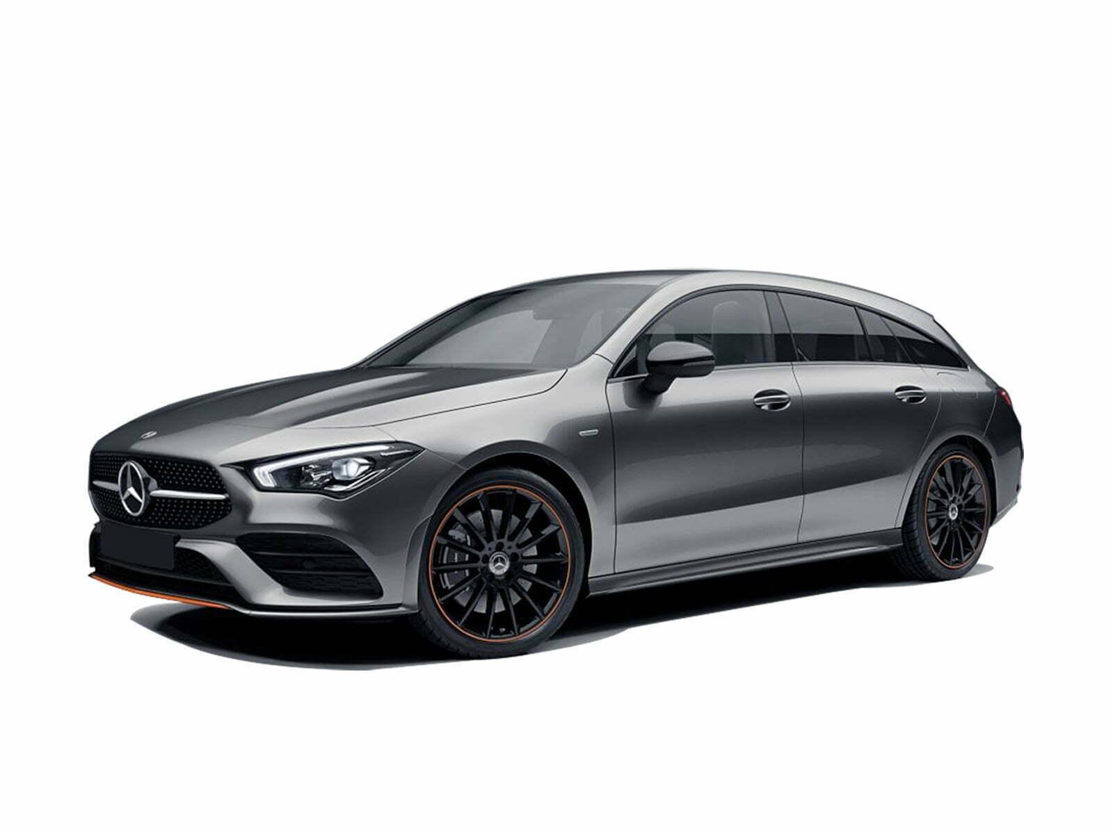 Mercedes-Benz CLA Shooting Brake 180 DCT Business Solution 5d.