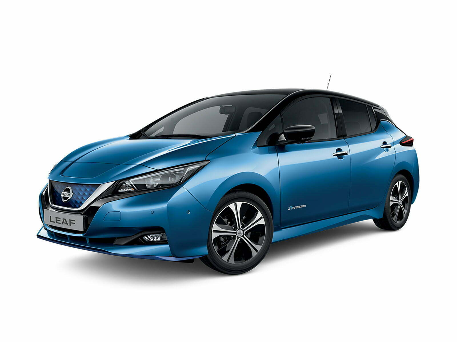 Nissan Leaf e+ 160kW/215pk N-CONNECTA 62kWh 5d.