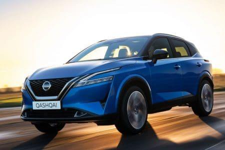 Nissan Qashqai leasen (1)