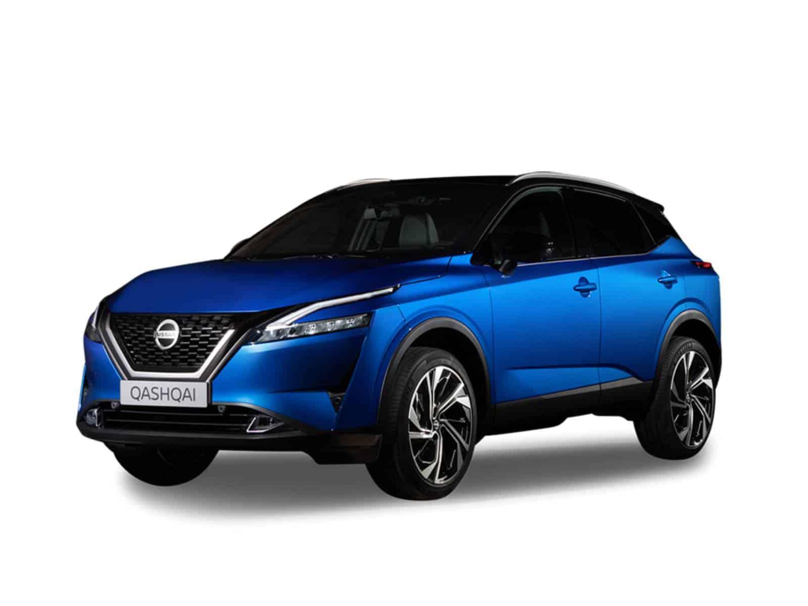 Nissan Qashqai 1.3 Mild-Hybrid 140 N-CONNECTA MT 5d