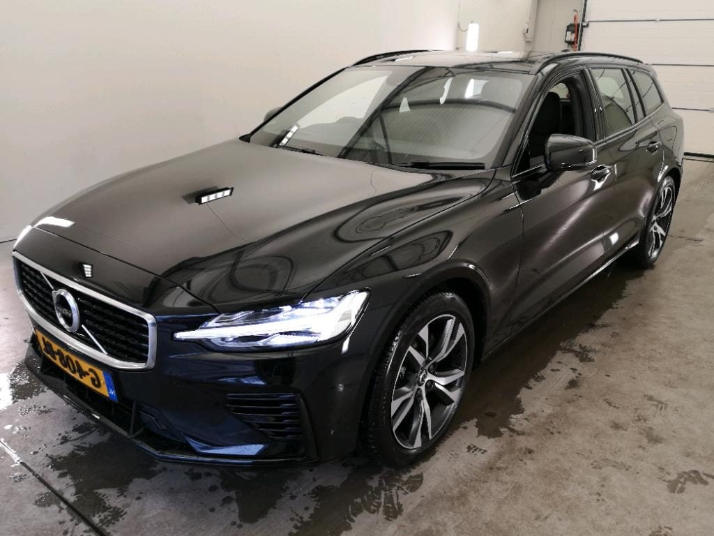 Volvo V60 T8 Twin Engine AWD R-Design 5d.