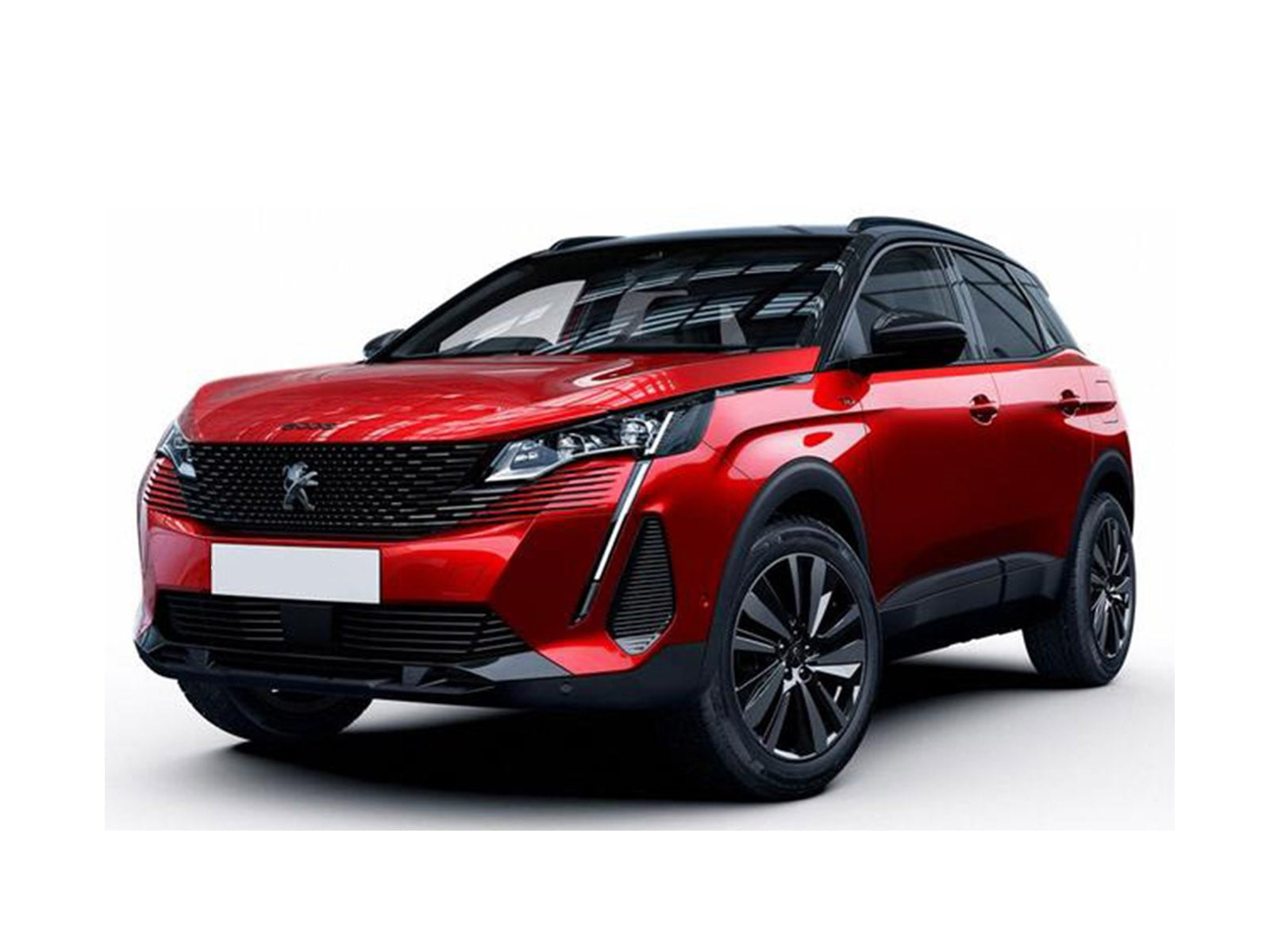 Peugeot 3008 Blue Lease Active PureTech 130 5d.