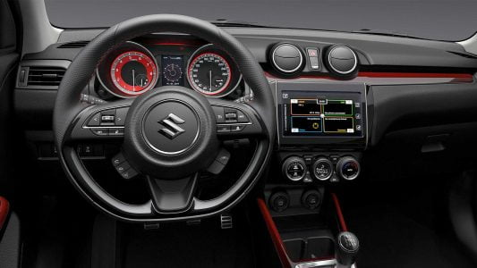 Suzuki Swift Sport leasen - LeaseRoute (12)