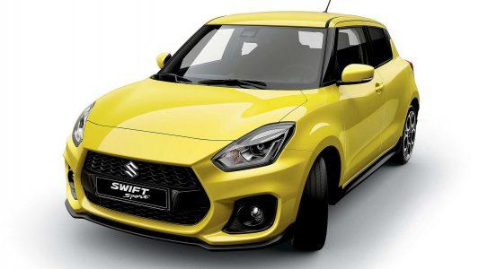 Suzuki Swift Sport leasen - LeaseRoute (2)