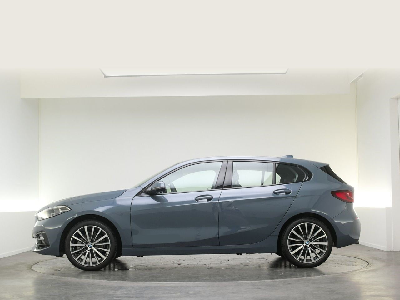 BMW 1-Serie 118i Executive Edition Model Sport Line Automaat 5d.