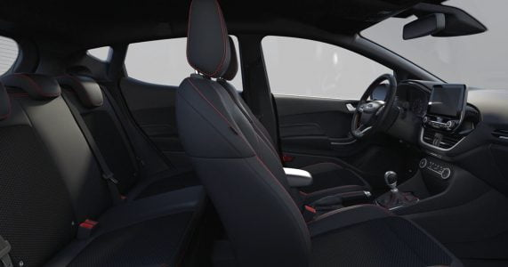Ford Fiesta ST-Line leasen - LeaseRoute (10)