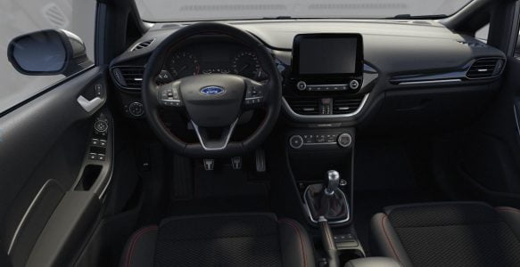 Ford Fiesta ST-Line leasen - LeaseRoute (9)