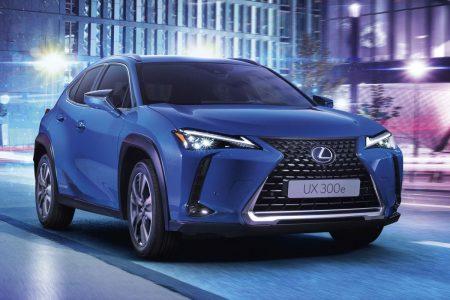 Lexus UX 300e 8% bijtelling leasen (3)