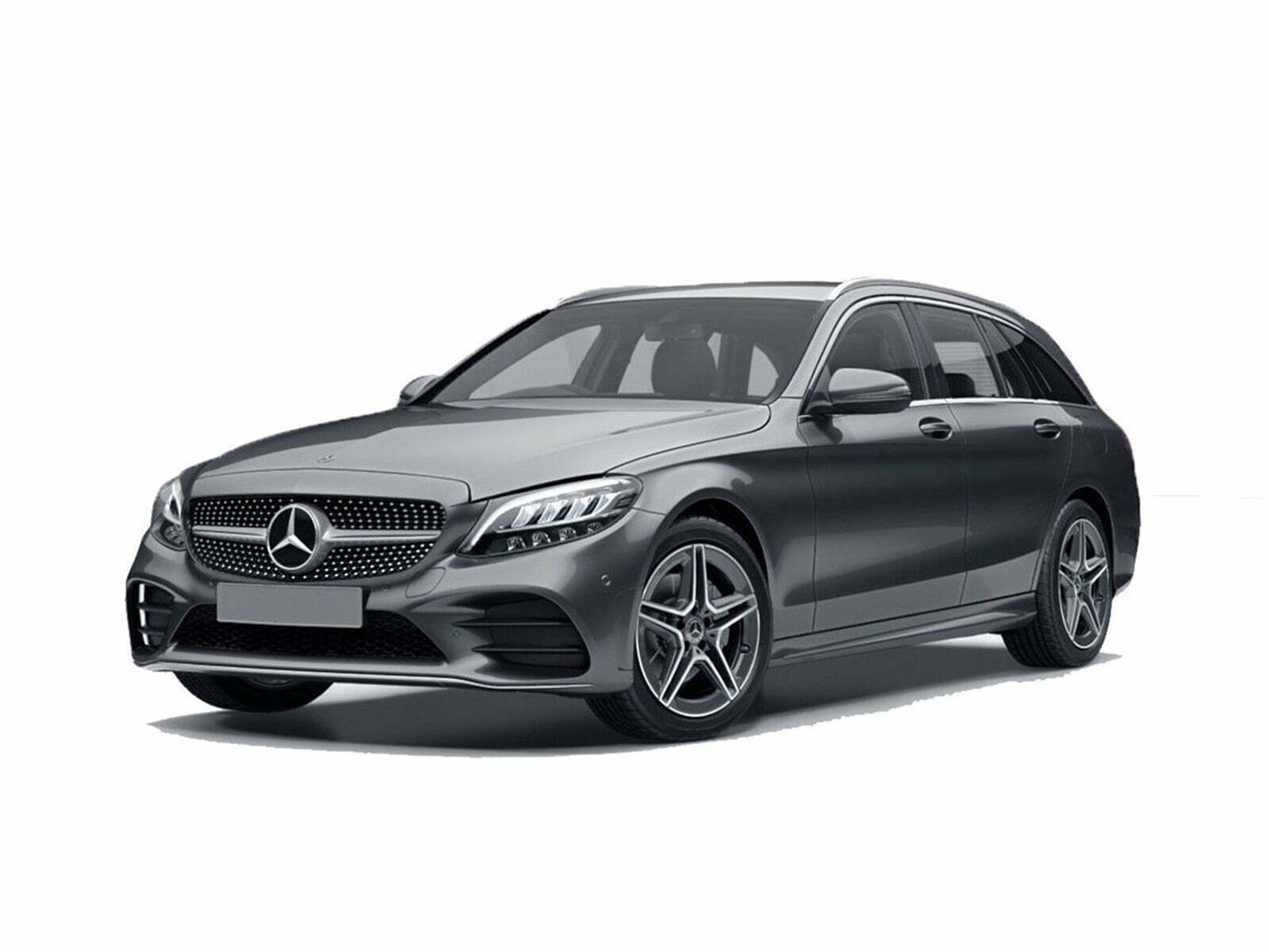 Mercedes-Benz C-Klasse Estate C180 9G-TRONIC Business Solution 5d.