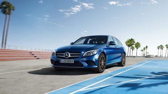 Mercedes-Benz C-Klasse Estate leasen - LeaseRoute (10)