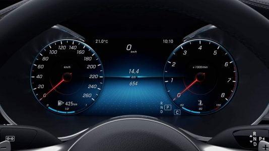 Mercedes-Benz C-Klasse Estate C180 9G-TRONIC Business Solution 5d.