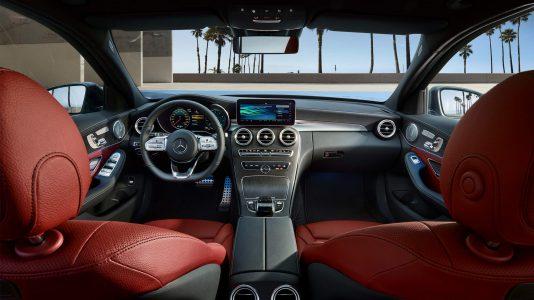 Mercedes-Benz C-Klasse Estate leasen - LeaseRoute (7)