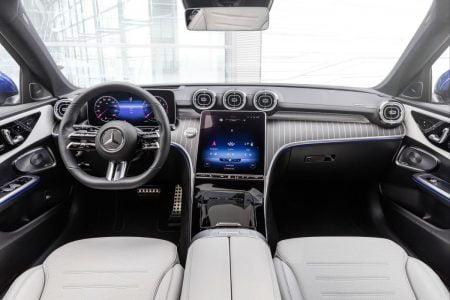 Mercedes-Benz C-Klasse Leasen (9)