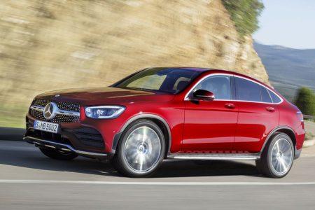 Mercedes-Benz GLC Coupé leasen - LeaseRoute (5)