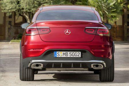 Mercedes-Benz GLC Coupé leasen - LeaseRoute (7)