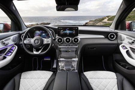Mercedes-Benz GLC Coupé leasen - LeaseRoute (8)