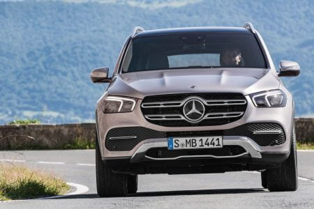 Mercedes-Benz GLE 350 de 4MATIC 5d