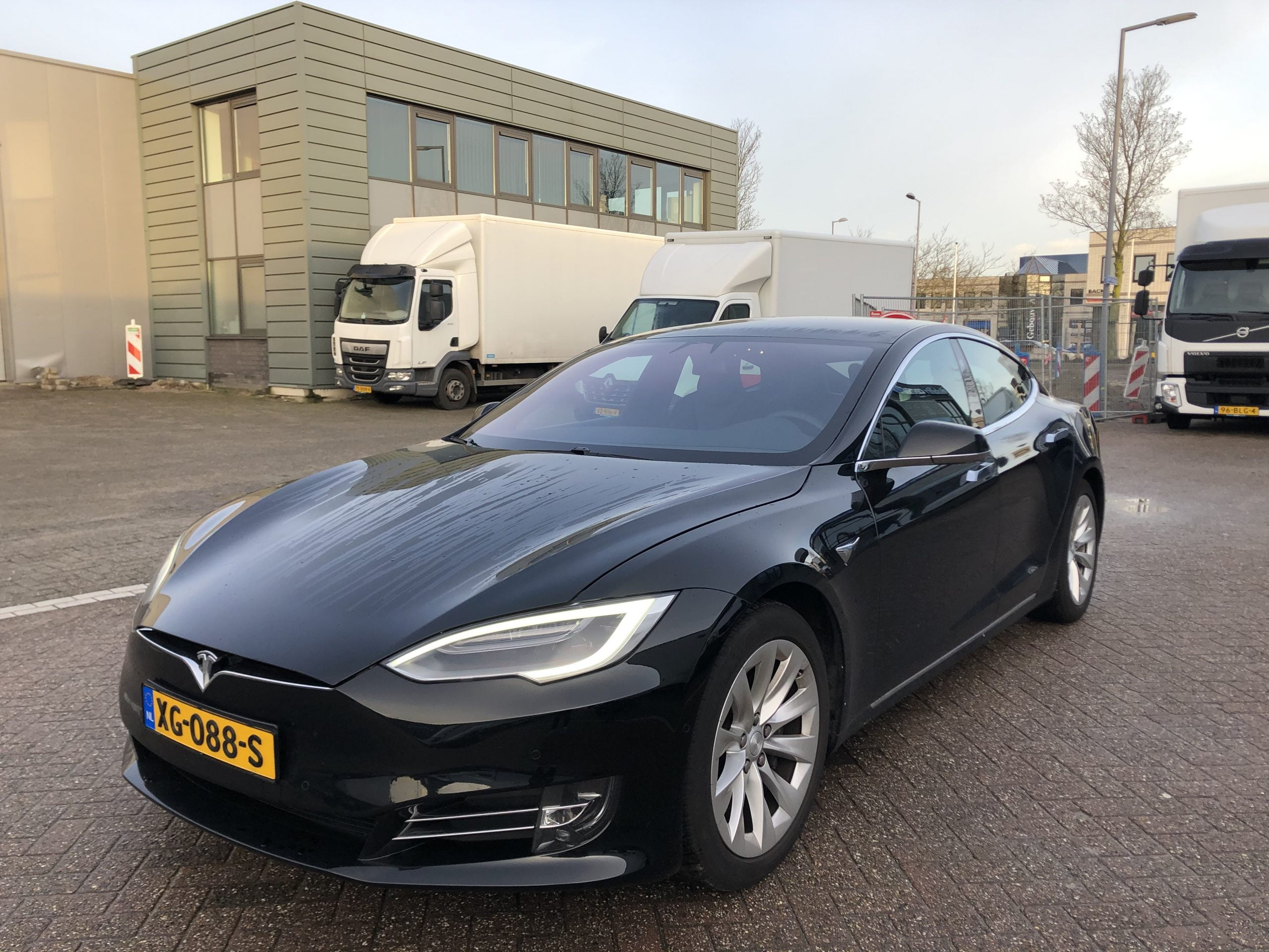 Tesla Model S 75 kWh AWD 5d. (Maximale periode volledig 4% bijtelling)