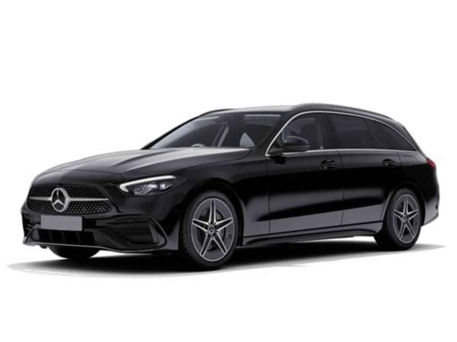 Mercedes-Benz C-Klasse Estate C180 Business Line 5d.