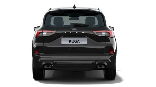 Ford Kuga leasen - LeaseRoute (4)