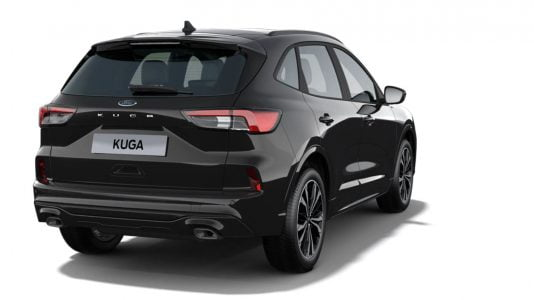 Ford Kuga leasen - LeaseRoute (5)