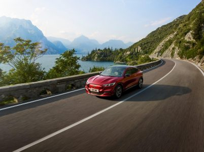Ford Mustang Mach-E leasen - LeaseRoute (4)