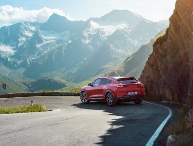 Ford Mustang Mach-E leasen - LeaseRoute (5)