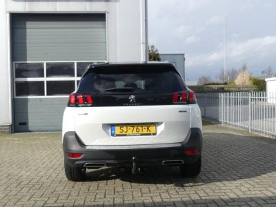 Peugeot 5008 1.6 e-THP 121kW/165pk GT-Line Automaat 7-persoons 5d.