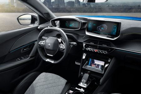 Peugeot e-2008 leasen - LeaseRoute (10)