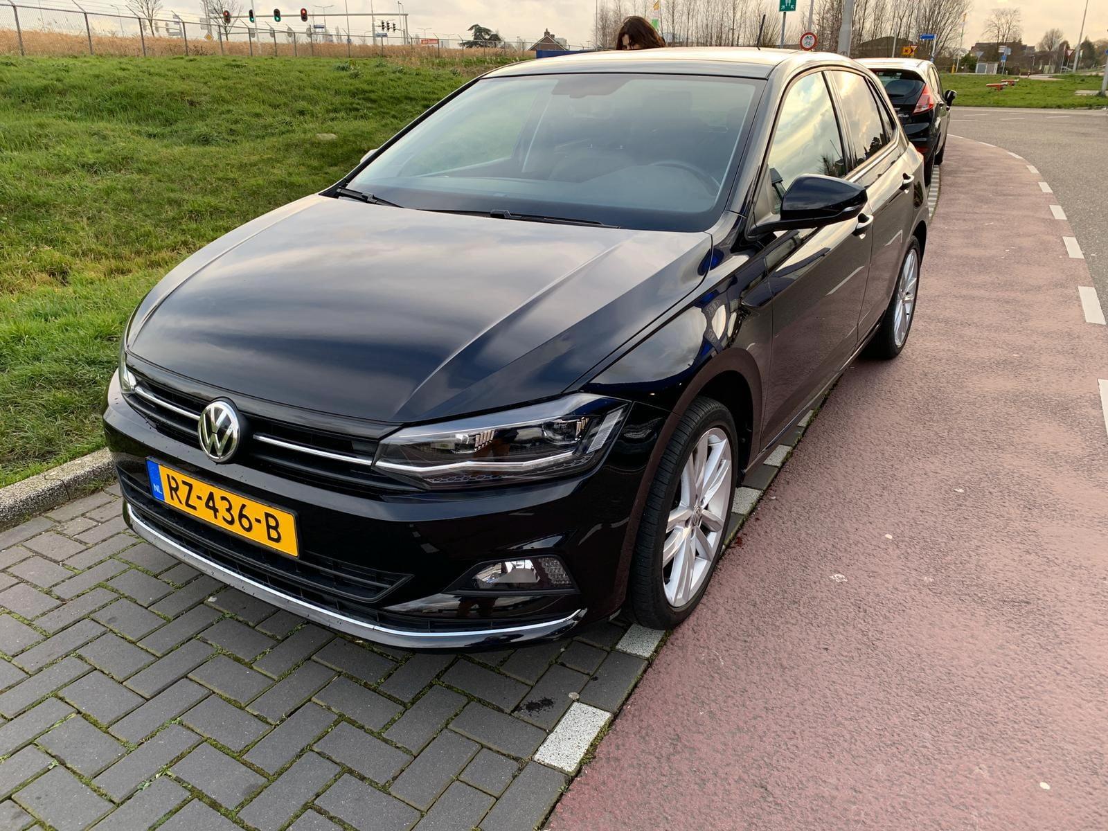 Volkswagen Polo 1.0 TSI 85kW/115pk Highline 5d. (12 maanden contract!)