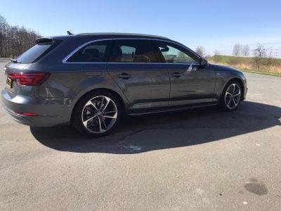 Audi A4 Avant 1.4 TSI 110kW/150pk S-Tronic S Line Edition 5d.