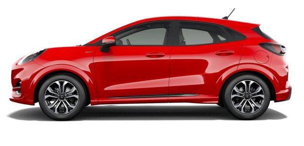 Ford Puma leasen - LeaseRoute (2)