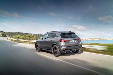 Mercedes-Benz GLA-Klasse GLA200 DCT Business Solution 5d.