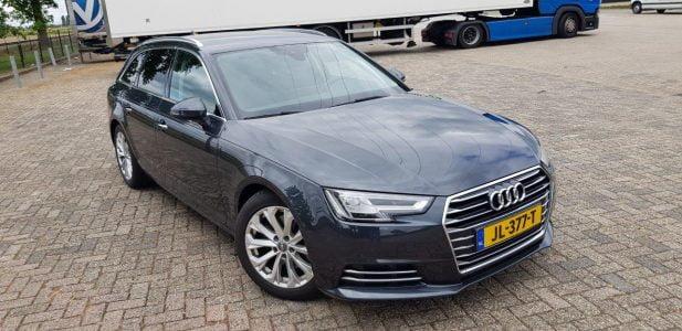 Audi A4 Avant 2.0 TDI 110kW S Tronic design Pro Line Plus 5d. (12 maanden contract!)
