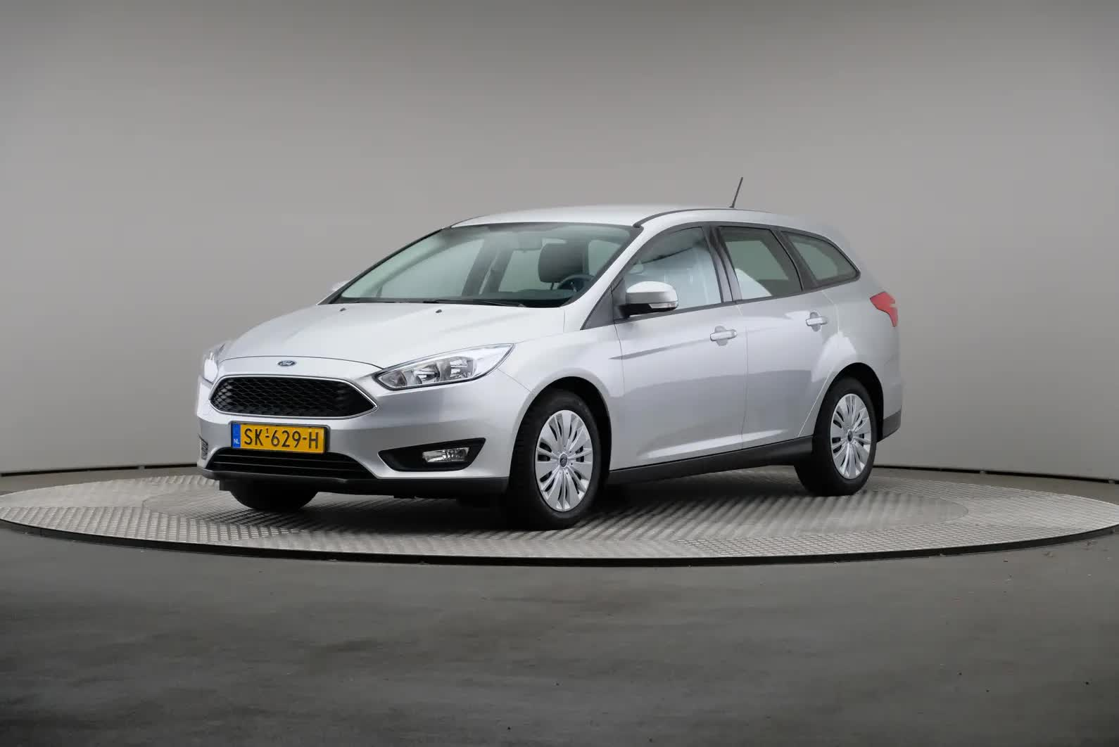 Ford Focus Wagon 1.0 EcoBoost 100pk Lease Edition 5d. (Kort contract, 12 maanden!)