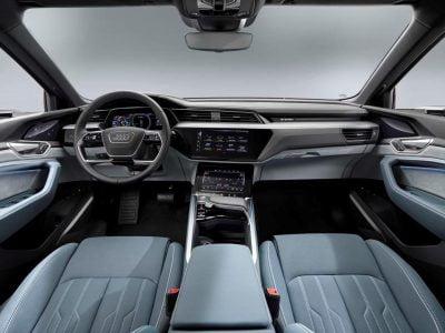 Audi e-tron Sportback 50 Quattro 230kW/308pk Edition Automaat 5d.
