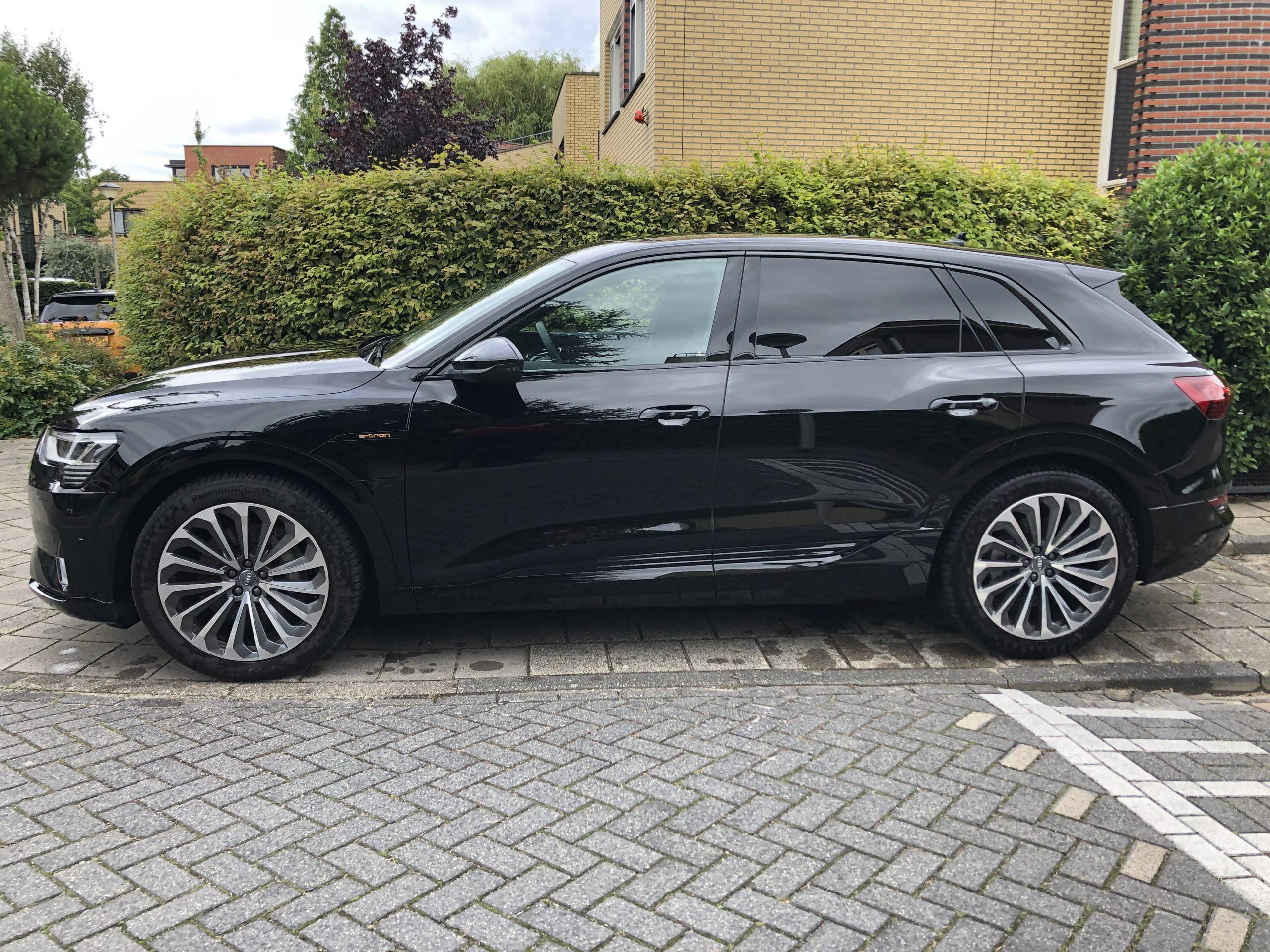 Audi e-tron 55 quattro Advanced Automaat 5d. (4% bijtelling+22% bijtelling!)